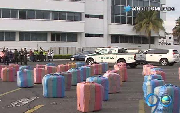 Tres toneladas de marihuana fueron incautadas en Andalucía