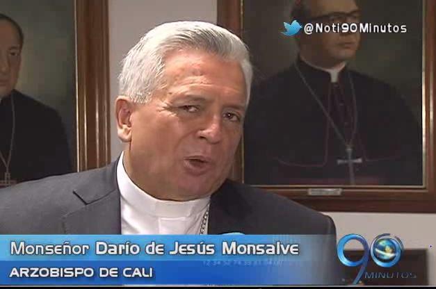 Arzobispo de Cali pide al Gobierno Nacional declarar emergencia humanitaria