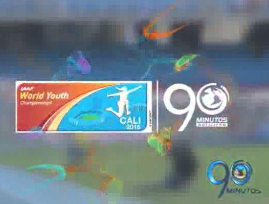 Colombia presentó su equipo para el Mundial de Atletismo de Menores