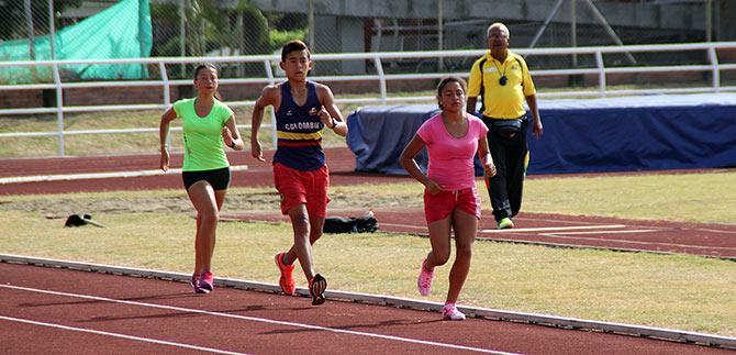 Tres días cívicos debido al Mundial de Atletismo de Menores