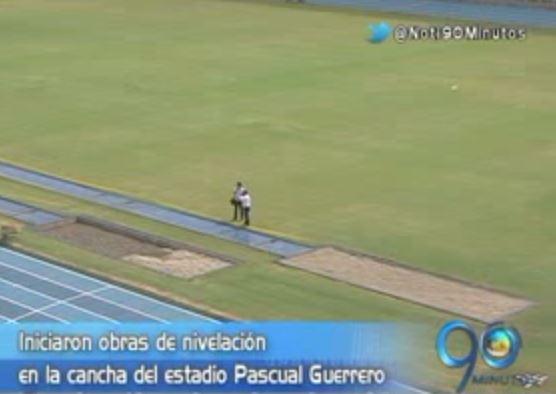 Después del Mundial, el Pascual comienza se readecuación en la cancha