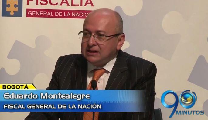 Cese al fuego bilateral es un acto constitucional: Montealegre