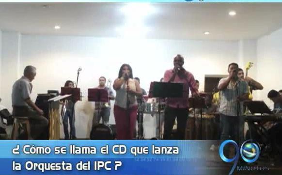 La Orquesta del IPC estrena su producción musical 'Baila Colombia'