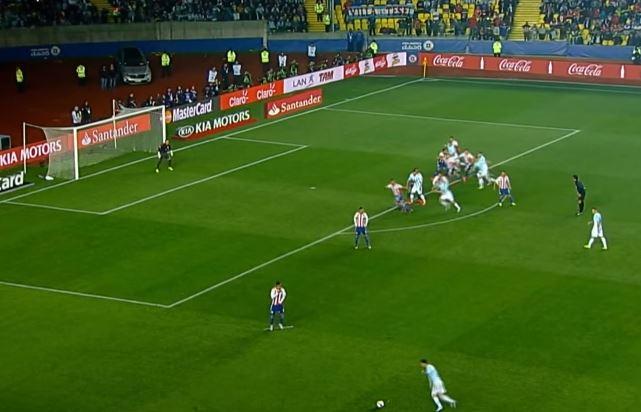 Estos fueron los mejores momentos de Argentina 6 - Paraguay 1
