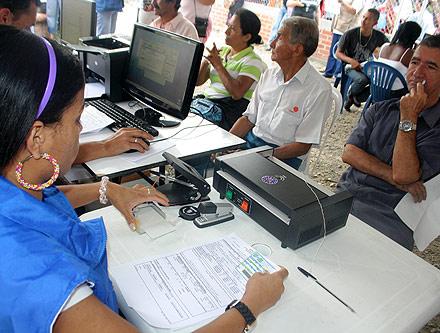 Población vulnerable puede tramitar su identificación en oficina de Atención a Víctimas