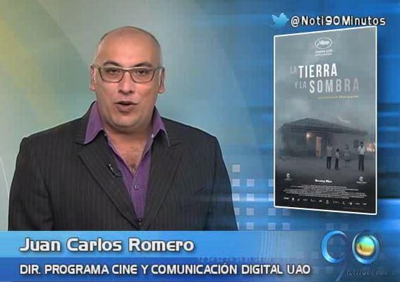 'La tierra y la sombra', la película del Profe Romero