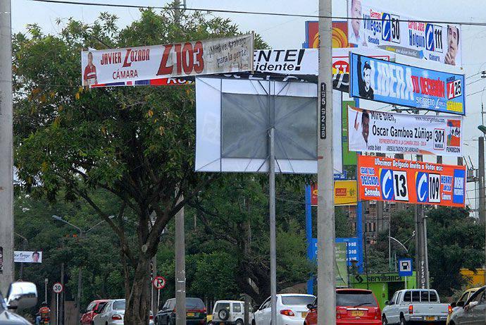 Municipio reglamentó publicidad política para elecciones
