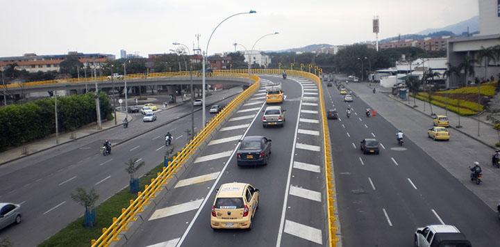 Postergado el cierre del puente de la carrera 70 con Autopista