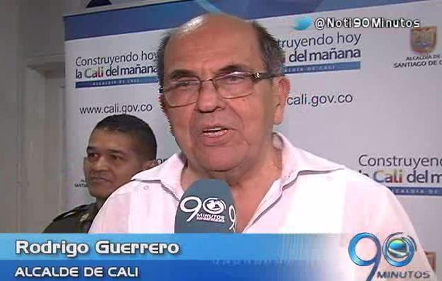 Alcalde de Cali respalda gestión de Jaime Rubiano en el HUV