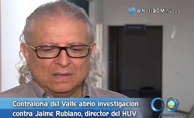 Contraloría abrió investigación en contra de Director del HUV