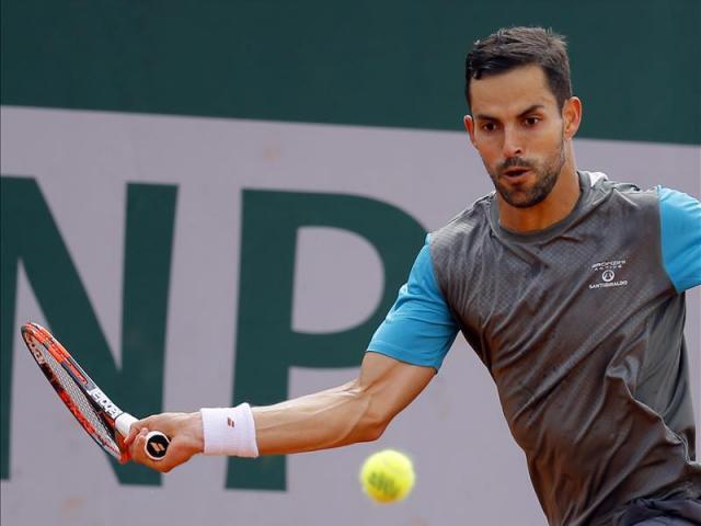 Santiago Giraldo a cuartos de final del ATP 250 de Gstaad, Suiza