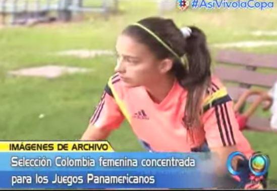 Selección Colombia Femenina se alista para los Juegos Panamericanos