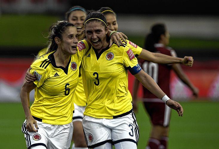 Selección Colombia Femenina disputará el oro en los Panamericanos