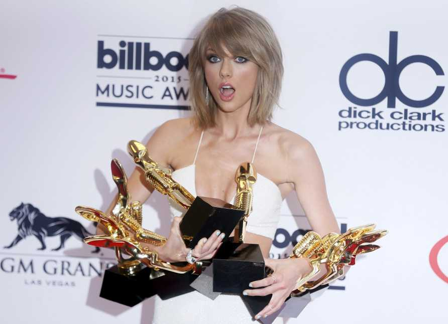 "El disco ""1989"" de Taylor Swift rompe record en ventas"
