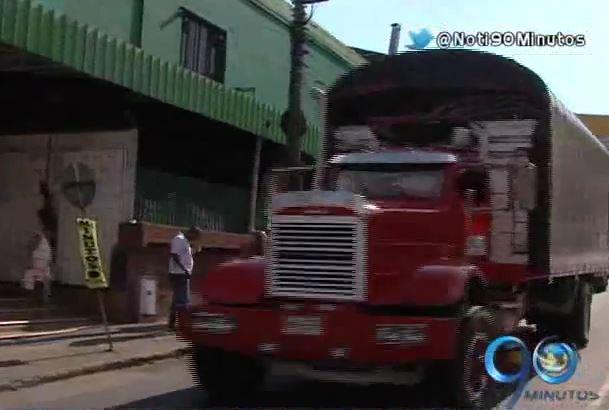 Secretaría de Tránsito prepara medidas contra la entrada de camiones a Cali