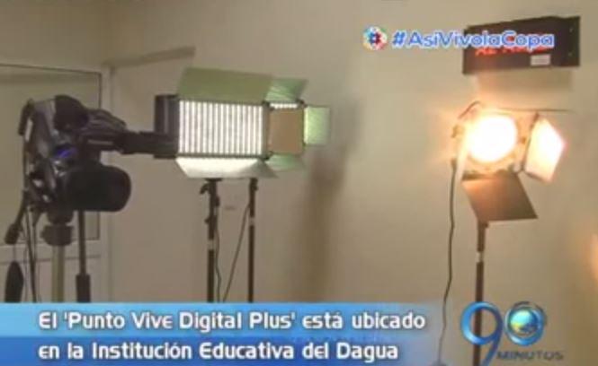 El municipio de Dagua cuenta con un nuevo Punto Vive Digital Plus