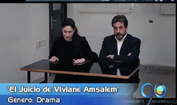 El comentario del 'Profe' Romero, 'El juicio de Viviane Amsalen'