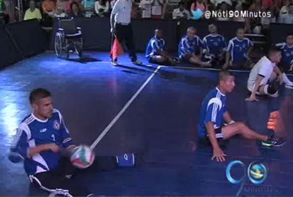 Éxito total en el lanzamiento de la III Copa de Voleibol Sentado