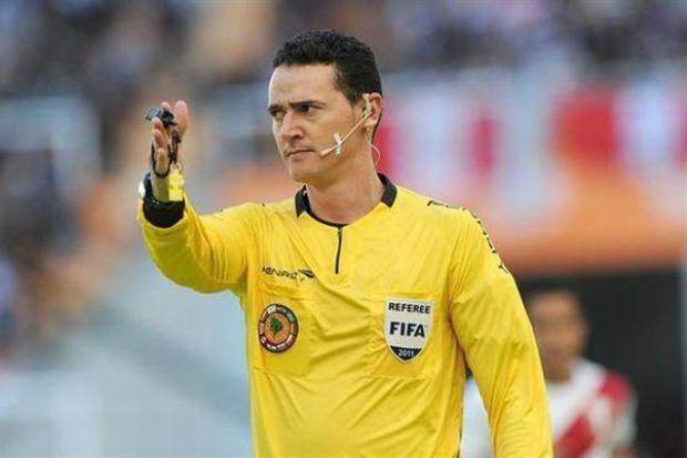 Wilmar Roldán pitará la final de la Copa entre Argentina y Chile