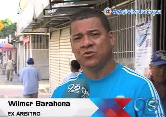 Wilmer Barahona, exárbitro profesional, analiza a Wilmar Roldán para la final