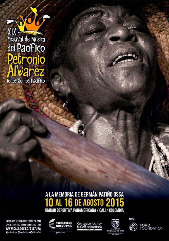Agéndese para los 5 días del XIX Festival Petronio Álvarez