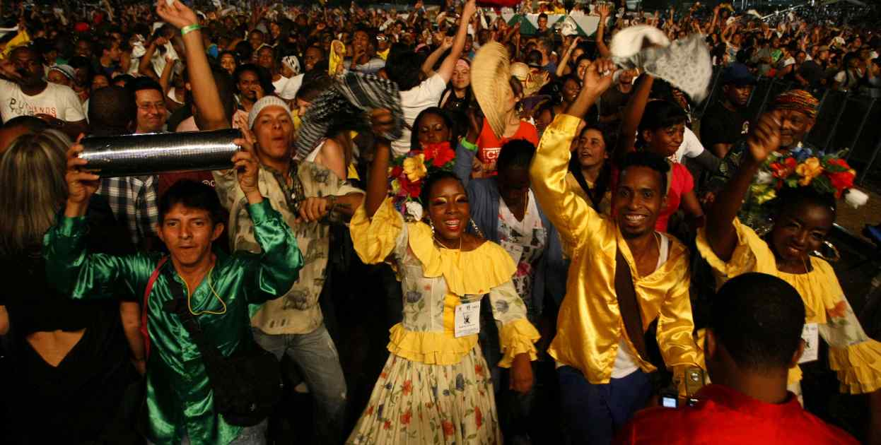El Festival Petronio Álvarez reune 600 mil asistentes anualmente