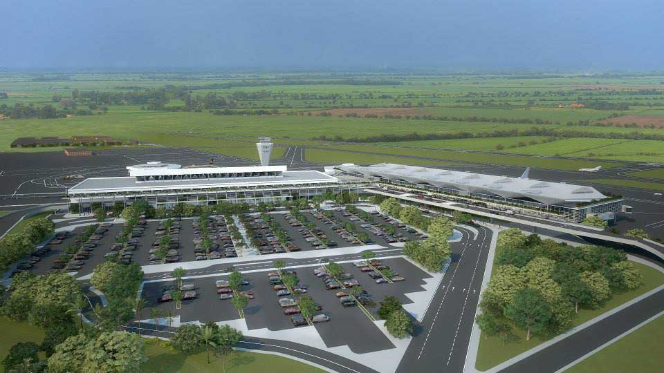 Inician cierres viales en el aeropuerto Alfonso Bonilla Aragón