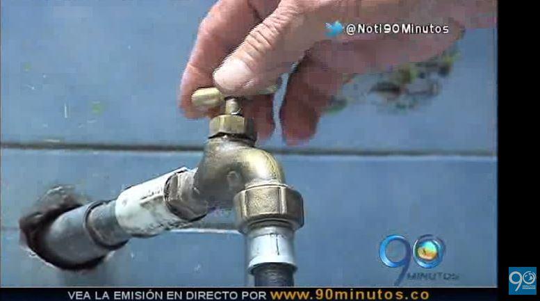 Diez municipios del Valle en crisis por desabastecimiento de agua