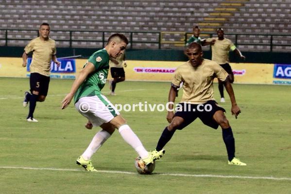 Deportivo Cali empató 0 – 0 frente al equipo antioqueño Águilas Doradas