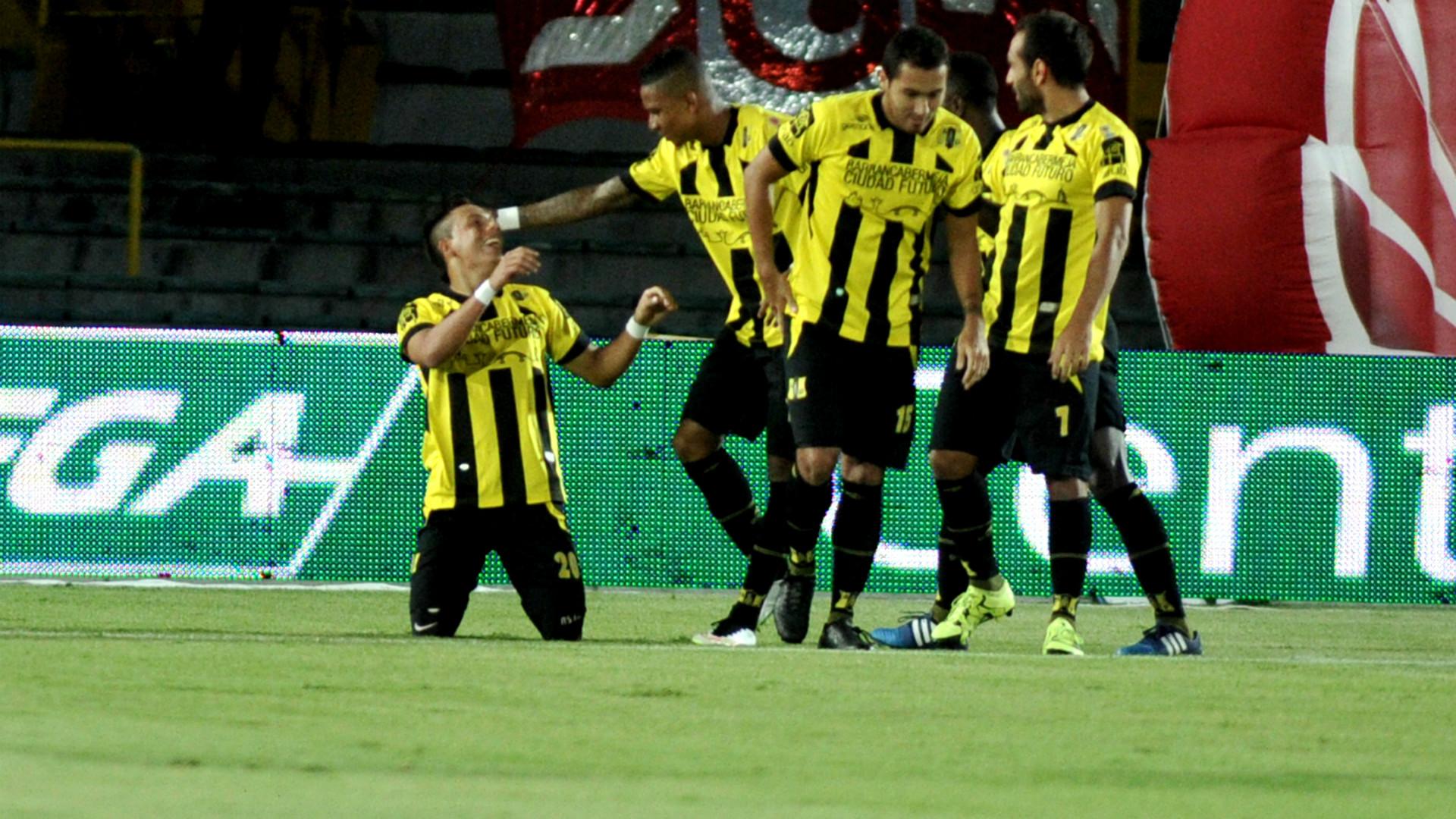 Alianza Petrolera derrotó al equipo alterno del Deportivo Cali sobre el final