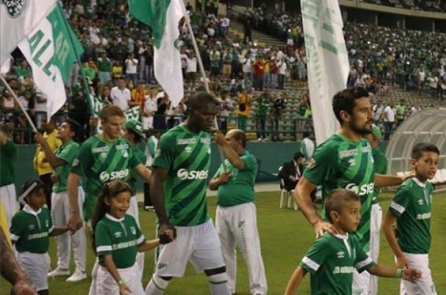 Deportivo Cali y Tolima empataron a un gol en Palmaseca