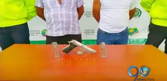 Capturan en Tumaco a dos guerrilleros sindicados de homicidio