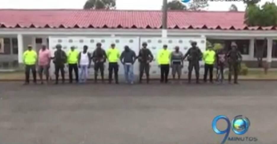 Capturados presuntos guerrilleros sindicados del ataque a la isla Gorgona