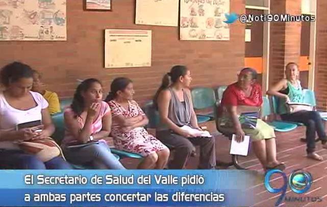 Directivos del Isaias Duarte respondieron ante denuncias de los médicos