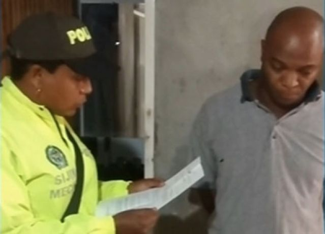 14 años de cárcel para hombre que usó a su hija como 'mula'