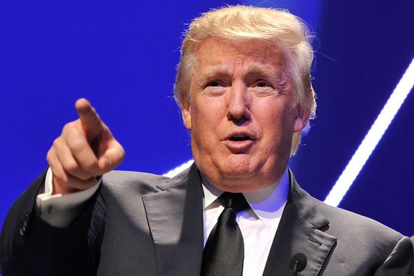 Trump declaró que dueños del Nacional lo creen estúpido