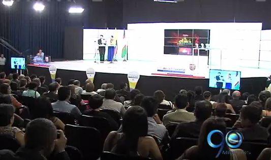 El Noticiero 90 Minutos obtuvo dos premios Alfonso Bonilla Aragón