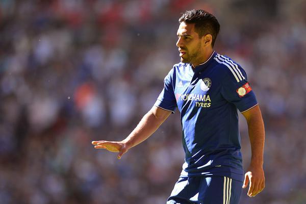 Falcao debutó oficialmente con Chelsea en el empate con Swansea