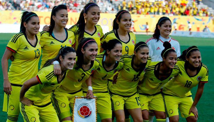 Balance positivo para el fútbol femenino colombiano en 2015