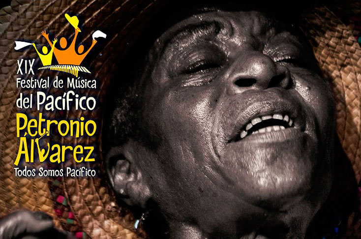 Así será el primer día de la versión XIX del Festival Petronio Álvarez