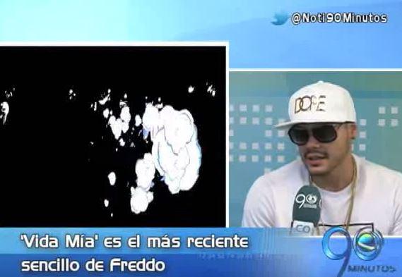 Freddo presenta su más reciente sencillo 'Vida Mía'