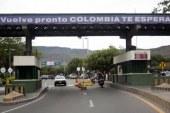 Maduro ordenó el cierre por 72 horas de la frontera con Colombia