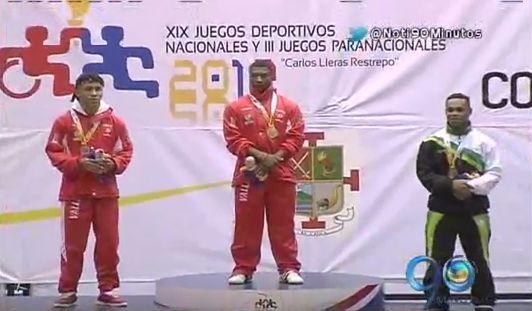 Indervalle entregó incentivos a medallistas de Juegos Panamericanos