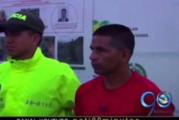 Capturan a guerrillero del ELN vinculado al secuestro de La María