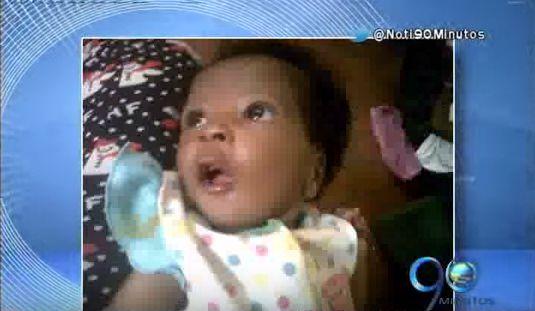 Madre de bebé muerta por desnutrición se presentó a reclamar el cuerpo