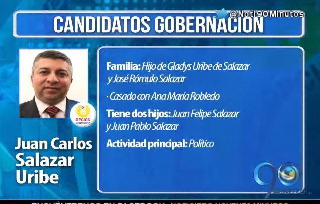 Otros perfiles de candidatos a la Gobernación del Valle