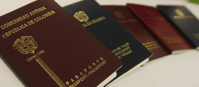Colombianos deberán cambiar el pasaporte para entrar a la Unión Europea