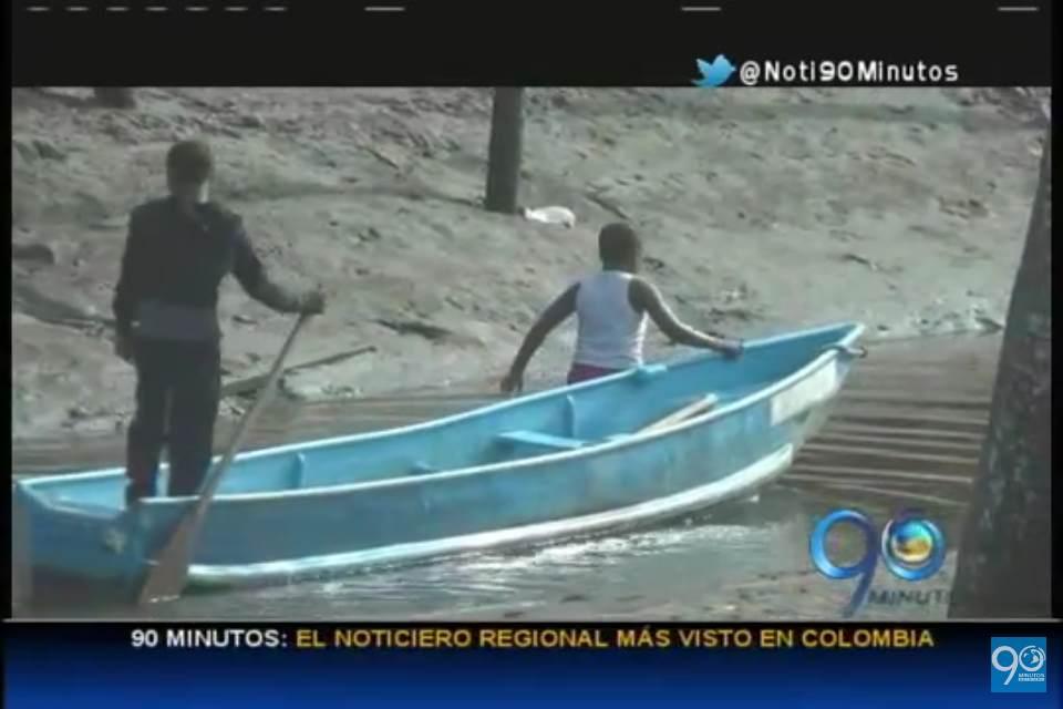 Atentados y fenómeno del Niño tienen en crisis a pescadores de Tumaco