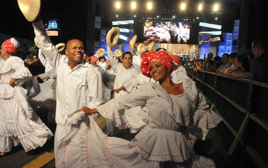 Así inició la versión XIX del Festival Petronio Álvarez 2015