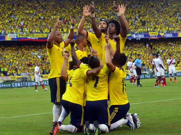 Colombia jugará un partido antes del inicio de las eliminatorias para Rusia